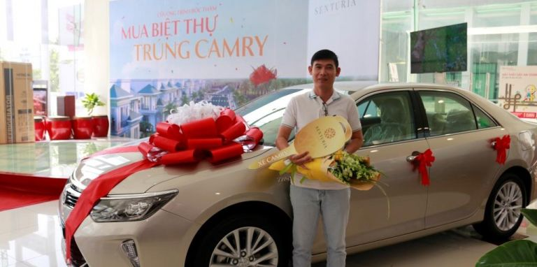 """Buy villas - Win Camry"""
