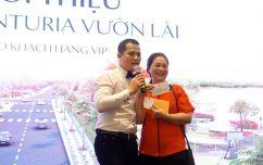 Senturia Vuon Lai Sales Launch Event