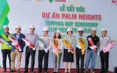 Lễ cất nóc dự án Palm Heights