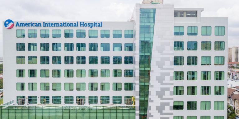 Khai trương bệnh viện quốc tế Mỹ