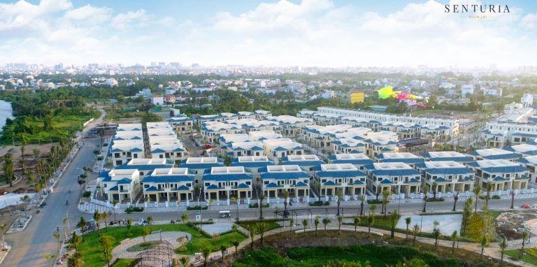 Những ưu điểm vượt trội của dự án Senturia Nam Sai Gon của Tiến Phước