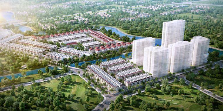 Chủ đầu tư Senturia Nam Sai Gon đường Nguyễn Văn Linh – những cột mốc  nổi bật