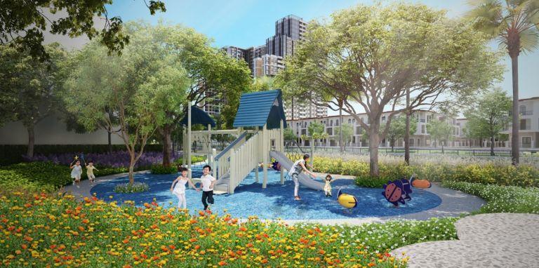 Dự án nhà phố biệt thự Senturia Tiến Phước - không gian sống ước mơ