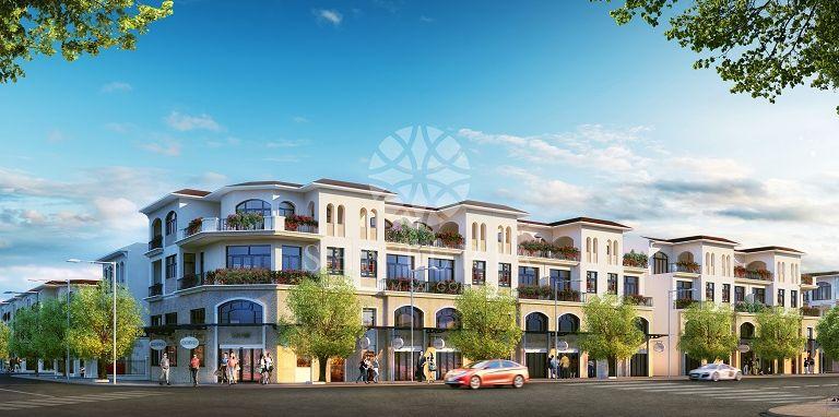 Vị trí  dự án bất động sản Senturia Nam Sai Gon của Tiến Phước