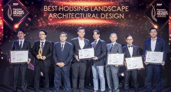 Senturia Nam Sai Gon được vinh danh tại giải thưởng Property Guru Vietnam- Property Awards 2019