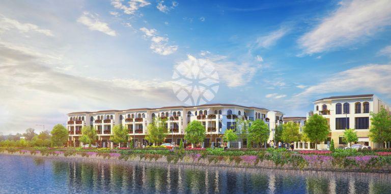 Thông tin về thiết kế dự án Senturia Nam Sai Gon của Tiến Phước