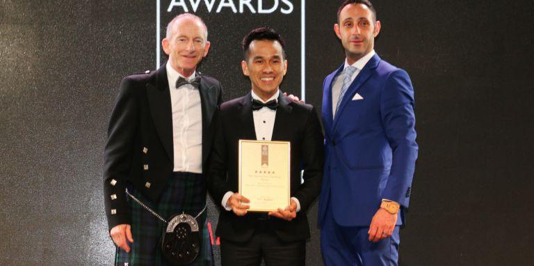 Tiến Phước đoạt giải thưởng Asia Pacific Property Awards 2018