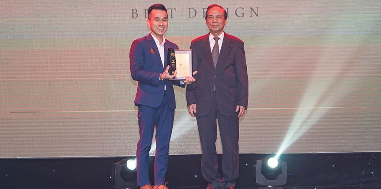 Senturia Vườn Lài đoạt giải thưởng Dự án có thiết kế tiêu biểu