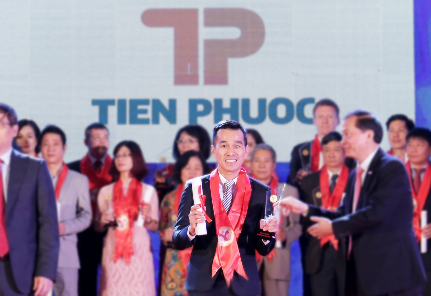 Tien Phuoc named Vietnam Top Brand of The Year