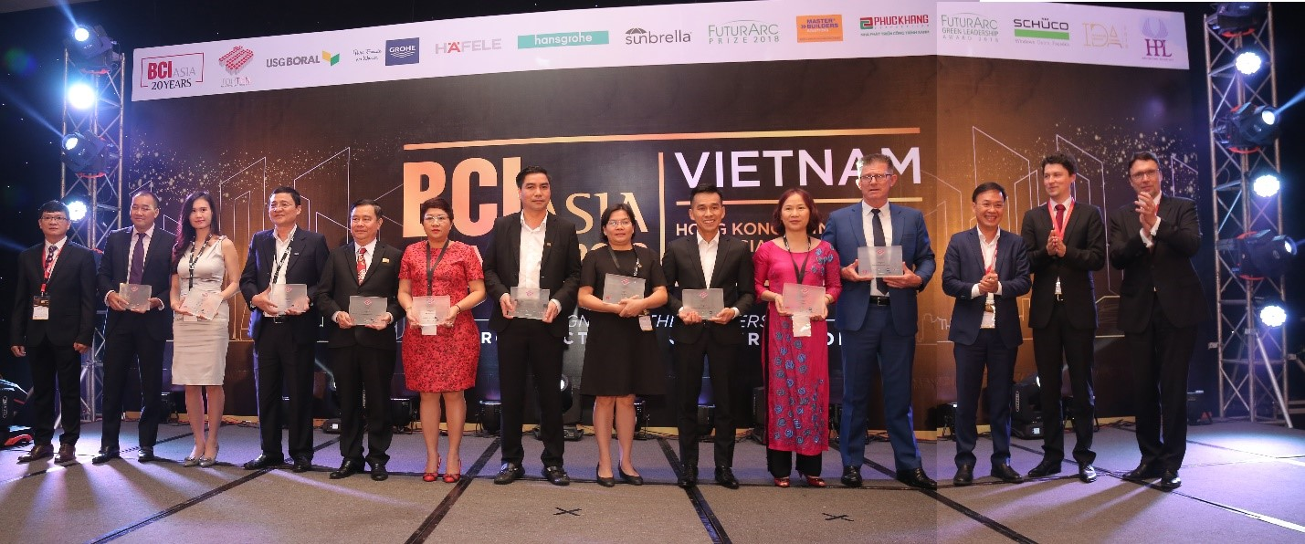 Tien Phuoc scoops Top 10 BCI Asia Awards