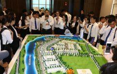 Lễ ra quân dự án Senturia Vườn Lài