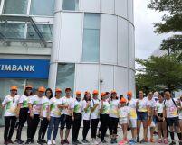 Joining BBGV Fun run charity
