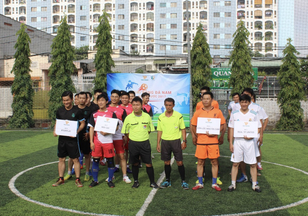 Tien Phuoc Soccer League